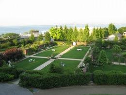 びわ湖大津館庭園